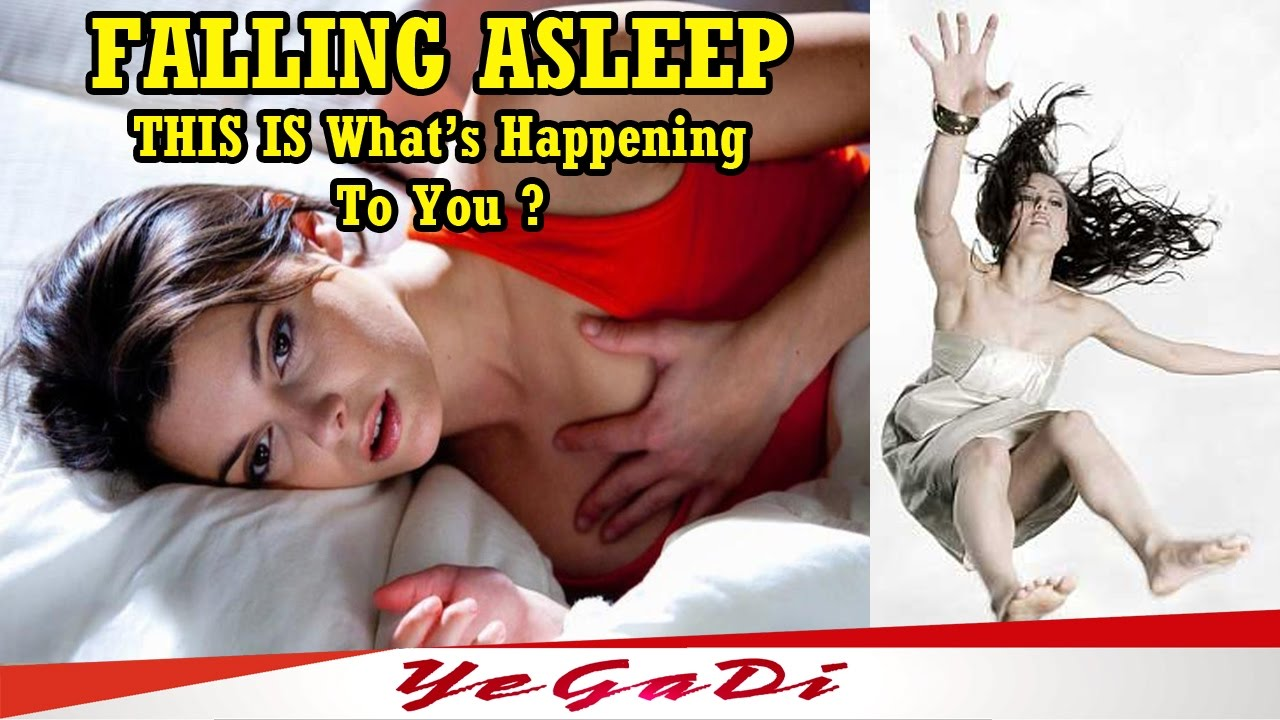 If You've Ever Felt Your Body Jerk Suddenly While Falling Asleep, What's  Happening To You  Yegadi