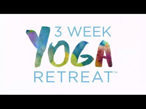 The 3 Week Yoga Retreat - Get It For FREE!
