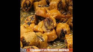 Le 18:18 - À la veille du ramadan, les pâtisseries orientales ont toujours la cote