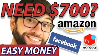 $700/Week Online Resale With Only 10 Items