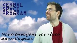 Découverte - Kerbal Space Program sans Tuto
