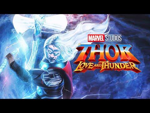 Thor 4 Cosmic Thor Teaser Breakdown And Beta Ray Bill Avengers Marvel Easter Eggs