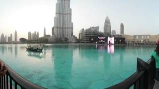 Burj Khalifa - Dubai Mall 360 video 4K Quality - 1