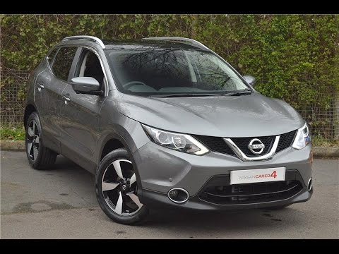 Wessex garages used nissan qashqai n connecta at for Garage nissan qashqai