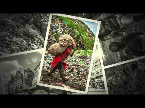 Dandora - trailing the waste of Nairobi