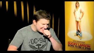 Nick Swardson & Stephen Dorff Had DIfficult TIme Shooting 'Bucky Larson' Movie