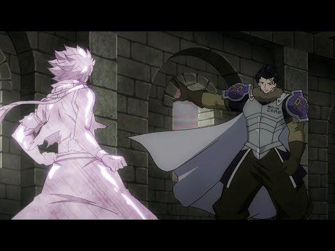 Fairy Tail - Natsu Confronts Silver