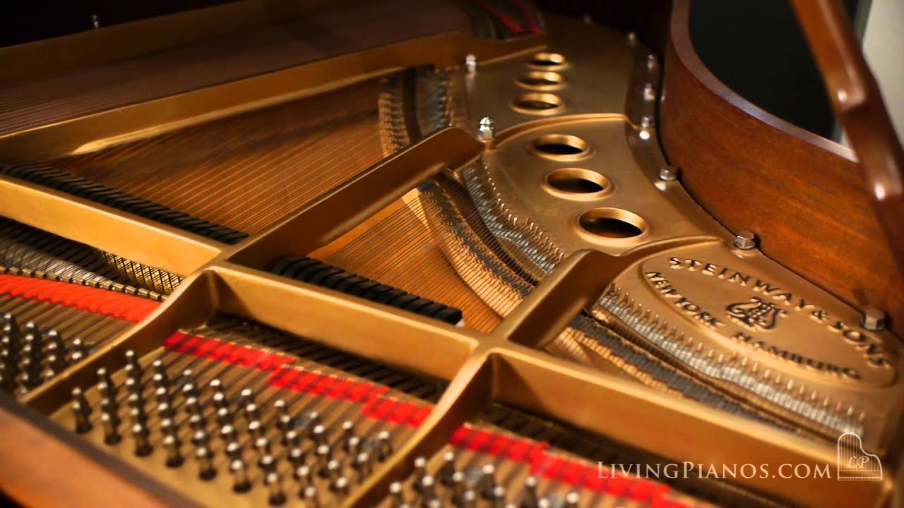 Steinway Louis XV Grand Piano For Sale