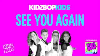 KIDZ BOP Kids - See You Again (KIDZ BOP 29)