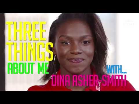 Rio 2016 Olympics: 3 things about Dina Asher-Smith - BBC Sport