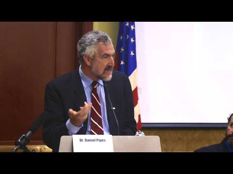 Coptic Solidarity 2017 Conference   Dr. Daniel Pipes
