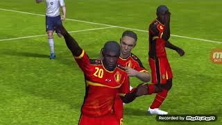 FIFA 2014 обзор ответного матча 1 4 финала ЧЕ Бельгия Англия 5 1
