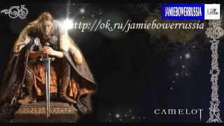 Интервью Джейми Кэмпбелл Бауэр, The Big J Show 1/04/11 РУС. СУБ.
