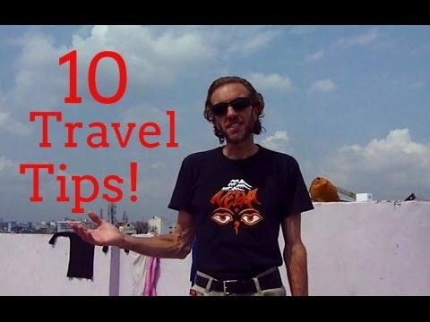 10 Super Awesome BUDGET TRAVEL Tips!