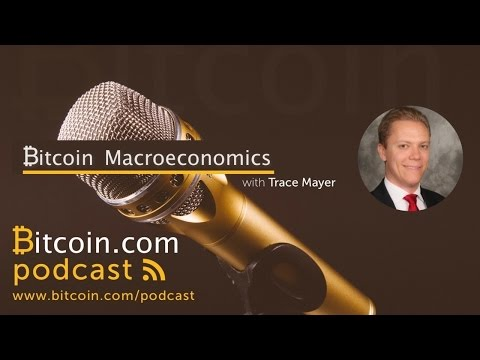 Bitcoin Macroeconomics with Trace Mayer