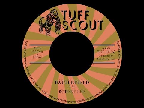Robert Lee - Battlefield (Tuff Scout TUF 103)