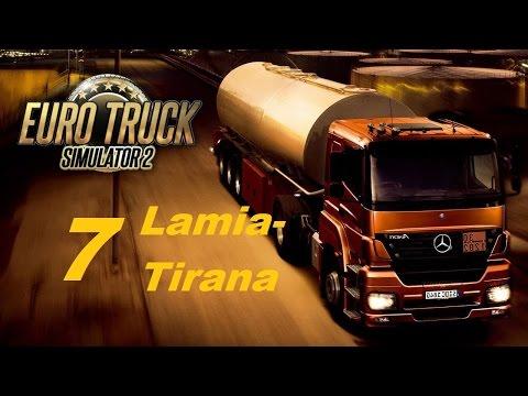 #7 Dimitar on Tour- Lamia-Tirana [KAMAZ-6460 440.hh Euro-3]