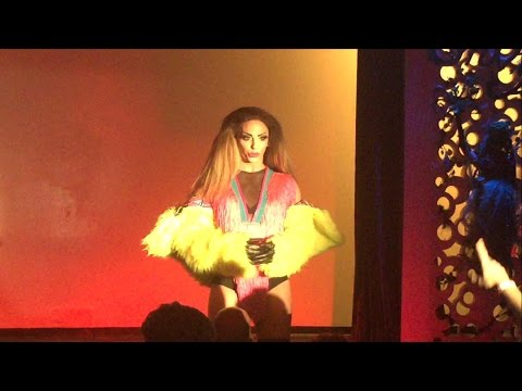 """Alyssa Edwards - """"I Am The Body Beautiful"""" Mix + """"Cold Hearted"""" @ PLAY Louisville, 10/7/16"""