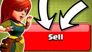 HAVE I BEEN FORCED TO SELL!? Clash Of Clans