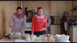 ГОДЕКАН Учимся готовить Юмурта Хинкал (Яичный Хинкал) РГВК Дагестан