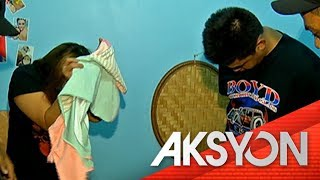 Mag-live in partner sa Quezon City, inaresto dahil sa iligal na droga