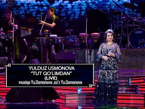 YULDUZ USMONOVA - TUT QO'LIMDAN|ЮЛДУЗ УСМОНОВА-ТУТ КУЛИМДАН(2018)