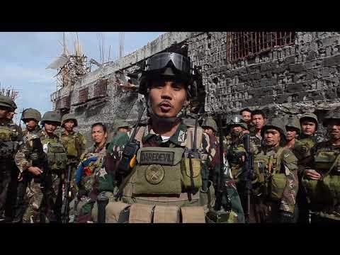 Philippine Scout Ranger - Ranger Sandoval Tribute