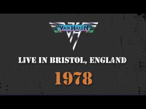 Van Halen Live 1978 - Bristol, England