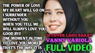 10 COVER LAGU BARAT VANNY VABIOLA FULL VIDEO