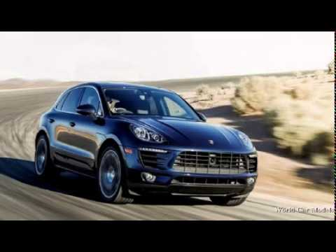 Porsche Macan Dark Blue Metallic Youtube