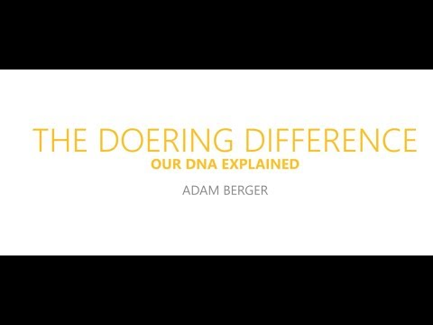 The Doering Difference - Our DNA Explained