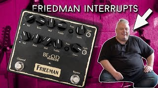 Friedman interrupts: BE-OD Deluxe Review