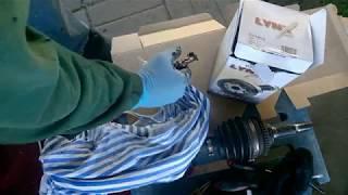 Замена шрус приводного вала Chevrolet Lacetti Nubira