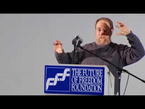 "Sheldon Richman at FFF: ""Capitalism"" vs. the Free Market"