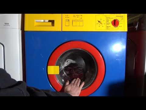 Siemens Harlequin - Test wash