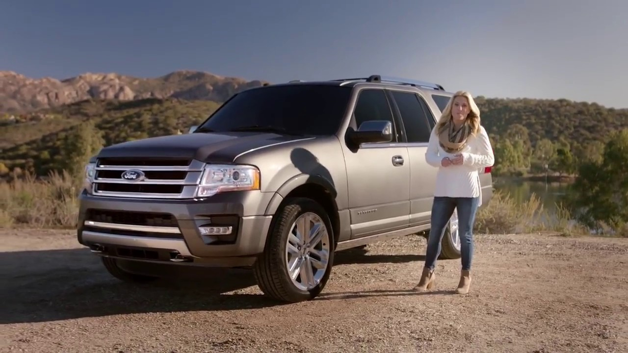 Ford Expedition Review Test Drive