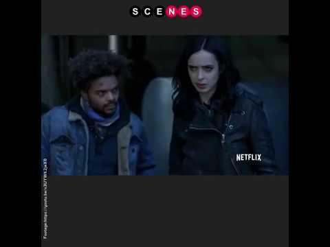 Netflix Wraps Season 2 Of Jessica Jones Youtube