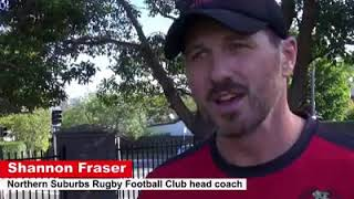 Shute Shield 2018 | Round 1 Preview w Norths Rugby Shannon Fraser