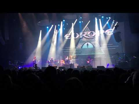 Rock The Night - Europe (live)