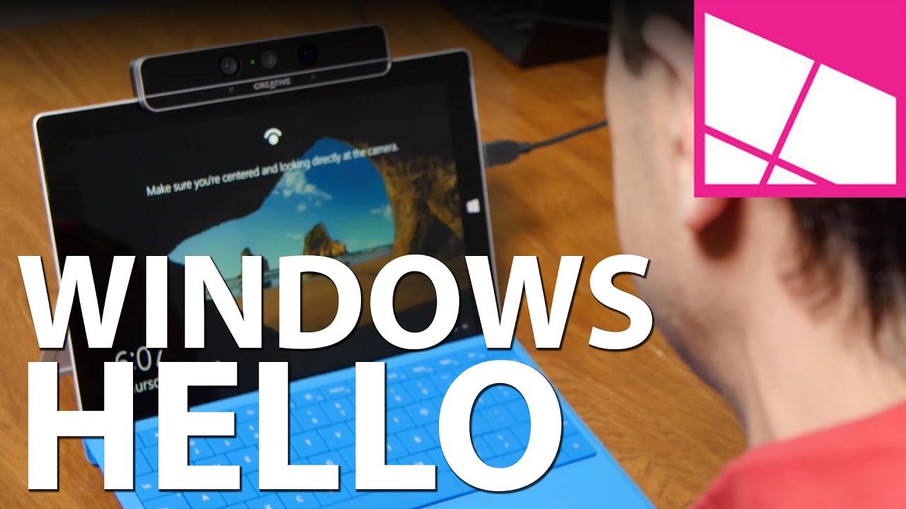 Windows Hello with Intel RealSense Camera & fingerprint ...