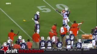 Clemson OL vs Auburn (2016)