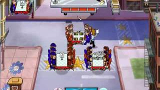 Diner Dash 5: BOOM! - Avenue Flo Level 5 ~ 7