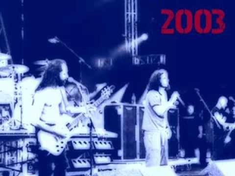 System of a Down  IEAIAIO 2003 and 2013