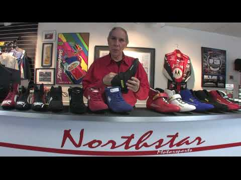 Auto Racing Shoes Demo And Comparison By John Ruther Of Northstar Motorsports