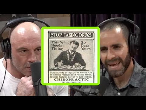 Joe Rogan and Author Alan Levinovitz on Chiropractic Pseudoscience