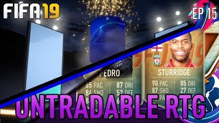 FIFA 19! THE UNTRADABLE RTG! NEW UCL PROMOS! CAN WE UPGRADE THE SQUADS!? (PS4/XBOX)