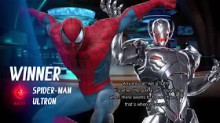 MVCI - SPIDER-MAN/ULTRON ONLINE!