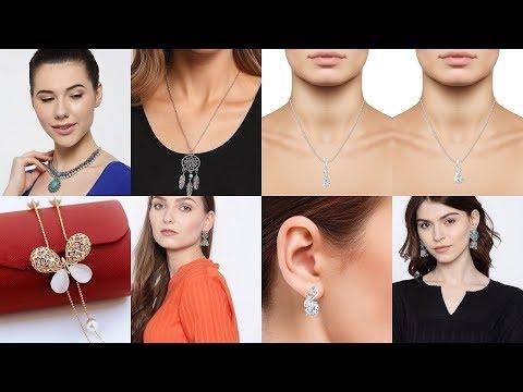 contemporary jewellery( Necklace ) Design | Fashion Fiesta