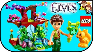Lego Elves Farran And The Crystal Hollow 41076 Review