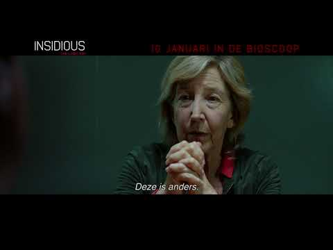 Insidious: The Last Key  | Spot DEMON (FLESUB) | Sony Pictures Belgium